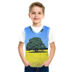 Tree In Field Kids  Sportswear