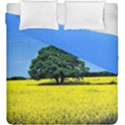 Tree In Field Duvet Cover Double Side (King Size) View1