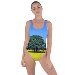 Tree In Field Bring Sexy Back Swimsuit