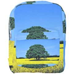 Tree In Field Full Print Backpack
