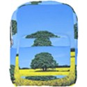 Tree In Field Full Print Backpack View1