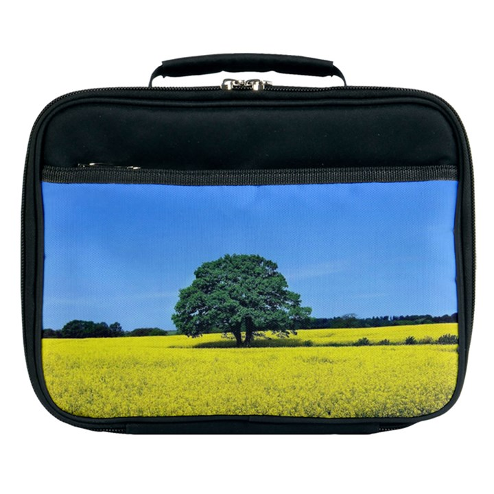 Tree In Field Lunch Bag