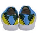 Tree In Field Kids  Classic Low Top Sneakers View4