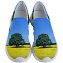 Tree In Field Women s Lightweight Slip Ons View1