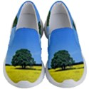 Tree In Field Kid s Lightweight Slip Ons View1