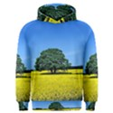 Tree In Field Men s Overhead Hoodie View1
