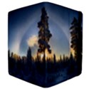 Winter Sunset Pine Tree Apple iPad 3/4 Flip Case View4