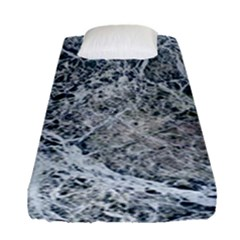 Marble Pattern Fitted Sheet (single Size)
