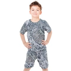 Marble Pattern Kid s Set