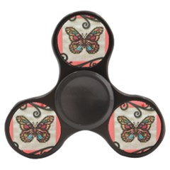 Cross Stitch Butterfly Finger Spinner by DeneWestUK