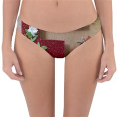 E Is For Everything Reversible Hipster Bikini Bottoms