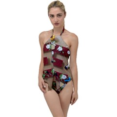 E Is For Everything Go With The Flow One Piece Swimsuit