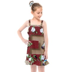 E Is For Everything Kids  Overall Dress
