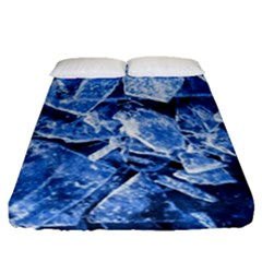 Cold Ice Fitted Sheet (queen Size)