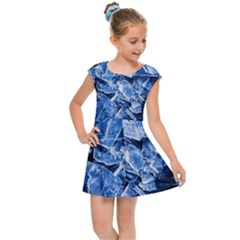 Cold Ice Kids Cap Sleeve Dress
