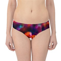 Red Tulips Hipster Bikini Bottoms by FunnyCow