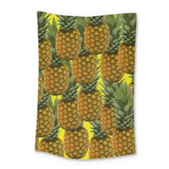 Tropical Pineapple Small Tapestry