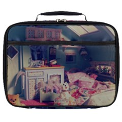 Caravan Full Print Lunch Bag