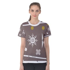 Tribal Women s Cotton Tee