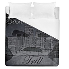 2451 Trill Cover Final Duvet Cover (queen Size)