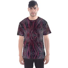Ghost Gear   Web Of Lies   Men s Sports Mesh Tee by GhostGear