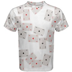 Casino Men s Cotton Tee by plaides