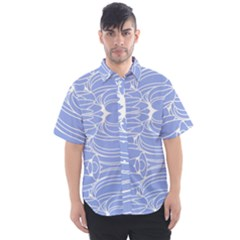 Stratus Men s Short Sleeve Shirt by plaides