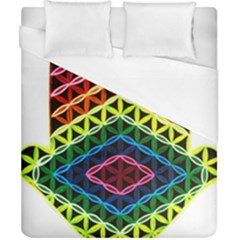 Hamsa Duvet Cover (california King Size) by CruxMagic
