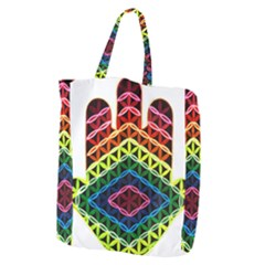 Hamsa Giant Grocery Tote