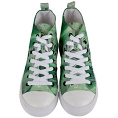 14b005dc 48a6 4bdb 9900 1dffd48c78a0 Women s Mid Top Canvas Sneakers