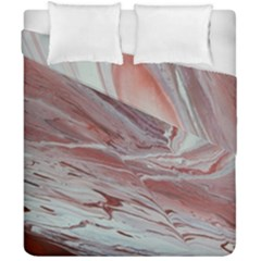 Female Duvet Cover Double Side (california King Size) by WILLBIRDWELL