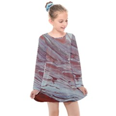 Female Kids  Long Sleeve Dress