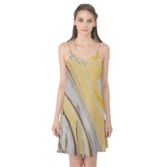 Yellow Jungle Camis Nightgown
