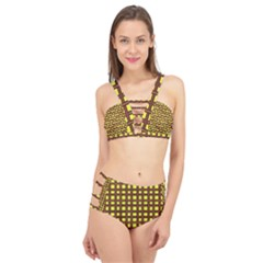 4 Cage Up Bikini Set