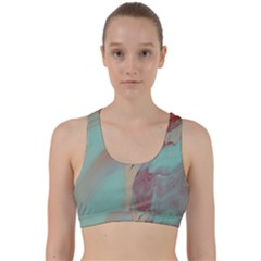Spaceway Back Weave Sports Bra