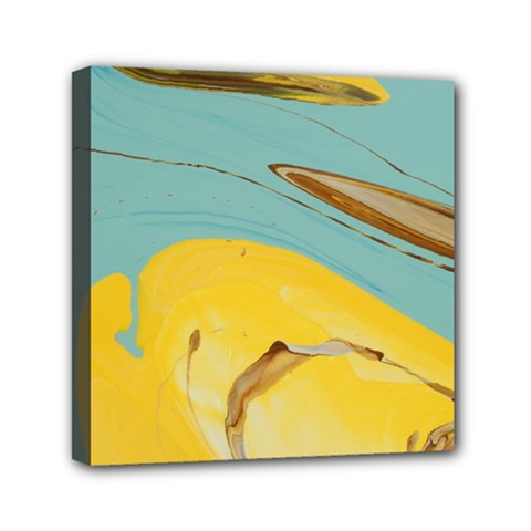 Sun Bubble 2 Mini Canvas 6  X 6  (stretched) by WILLBIRDWELL