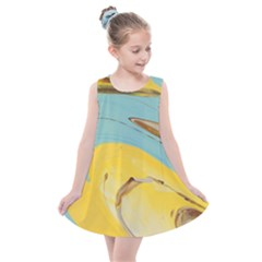 Sun Bubble 2 Kids  Summer Dress