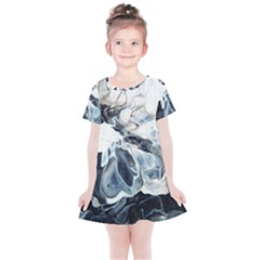 Flower 2 Kids  Simple Cotton Dress by WILLBIRDWELL