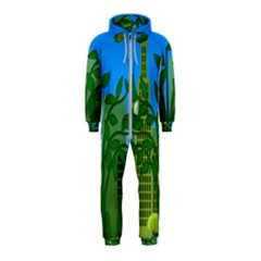 Environmental Protection Hooded Jumpsuit (kids)