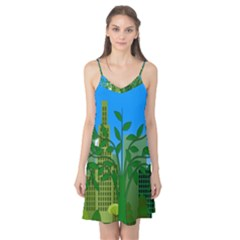 Environmental Protection Camis Nightgown