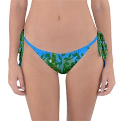 Environmental Protection Reversible Bikini Bottom