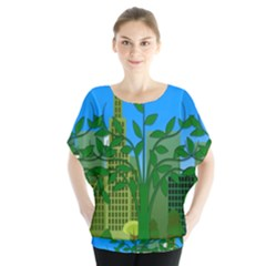 Environmental Protection Blouse