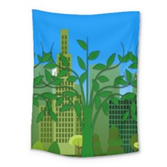 Environmental Protection Medium Tapestry