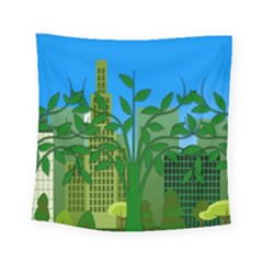 Environmental Protection Square Tapestry (small)