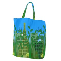 Environmental Protection Giant Grocery Tote