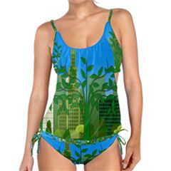 Environmental Protection Tankini Set