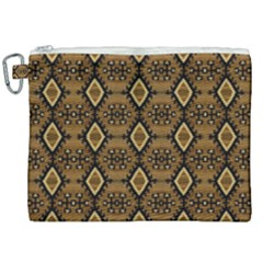Navajo 1 Canvas Cosmetic Bag (xxl) by ArtworkByPatrick1
