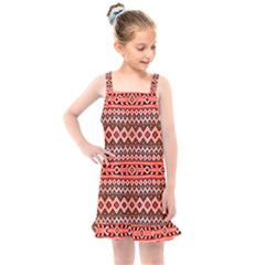 Navajo 3 Kids  Overall Dress