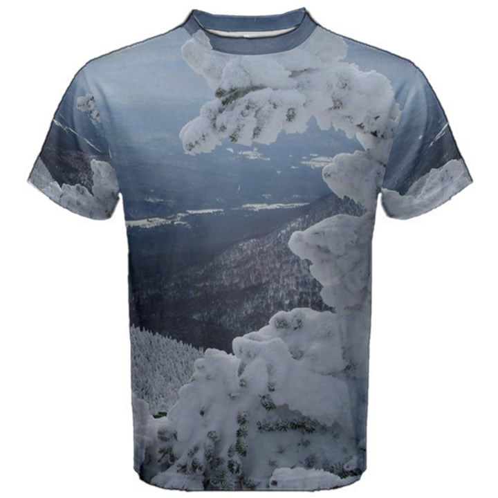 Jay s Peak in Vermont By Runningonbrains Cotton Tee