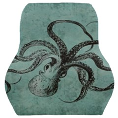 Vintage Octopus  Car Seat Back Cushion  by Valentinaart